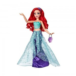 Disney Princess Style Series Ariel Doll with Purse and Shoes - Sale
