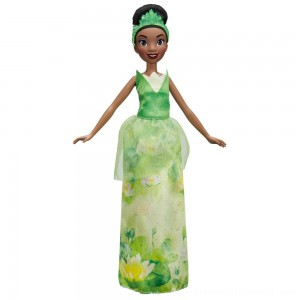 Disney Princess Royal Shimmer - Tiana Doll - Sale