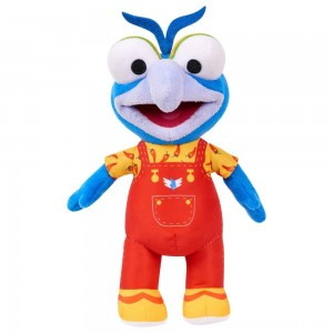 Disney Junior Muppet Babies Gonzo Plush - Sale