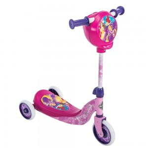 Huffy Disney Princess Secret Storage Scooter, Kids Unisex, Pink - Sale