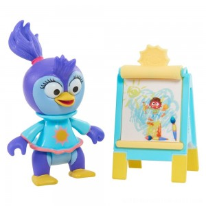 Disney Junior Muppet Babies Poseable Summer Penguin - Sale