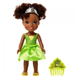 Disney Princess Petite Tiana Fashion Doll - Sale