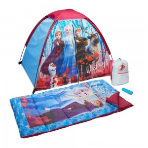 Disney Frozen 2 Anna 4pc Camp Kit - Sale