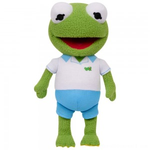 Disney Junior Muppet Babies Kermit Plush - Sale