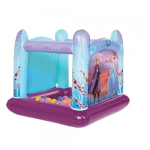Disney Frozen 2 Playland With 20 Balls - Sale