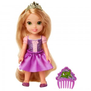 Disney Princess Petite Rapunzel Fashion Doll - Sale