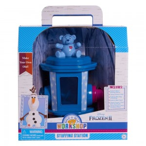 Build-A-Bear Workshop Disney Frozen Stuffing Station With Olaf Plush - Sale