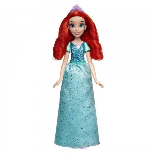 Disney Princess Royal Shimmer - Ariel Doll - Sale