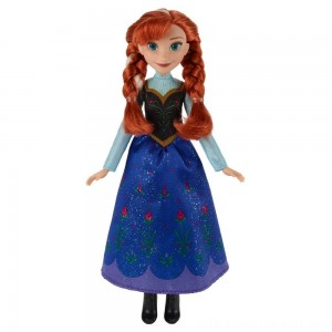 Disney Frozen Classic Fashion - Anna Doll - Sale