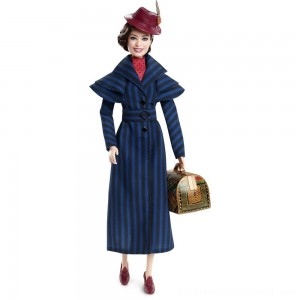 Barbie Collector Disney's Mary Poppins Returns: Mary Poppins Doll - Sale