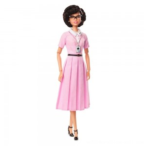 Barbie Collector Inspiring Women Series Katherine Johnson Doll - Sale