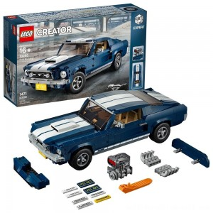 LEGO Creator Expert Vehicles Ford Mustang 10265 - Sale