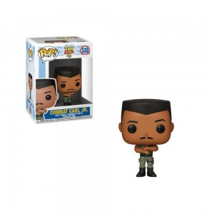 Funko POP! Disney: Toy Story 4 - Combat Carl Jr. - Sale