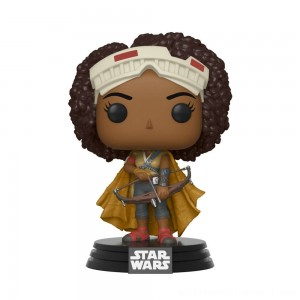 Funko POP! Star Wars: The Rise of Skywalker - Jannah - Sale