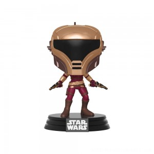 Funko POP! Star Wars: The Rise of Skywalker - Zorii Bliss - Sale