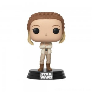 Funko POP! Star Wars: The Rise of Skywalker - Lieutenant Connix - Sale