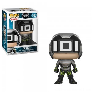 Funko POP! Movies: Ready Player One - Sixer - Sale