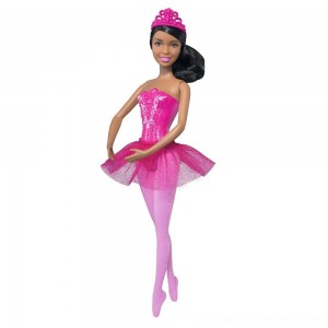 Barbie You Can Be Anything Ballerina Nikki Doll - Sale