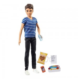 Barbie Skipper Babysitters Inc. Boy Sitter Doll and Accessory - Sale