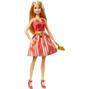 Barbie Holiday Doll, fashion dolls - Sale