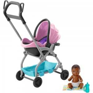 Barbie Skipper Babysitters Inc. Doll & Playset - Sale