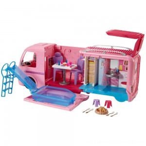 Barbie Dream Camper Playset - Sale