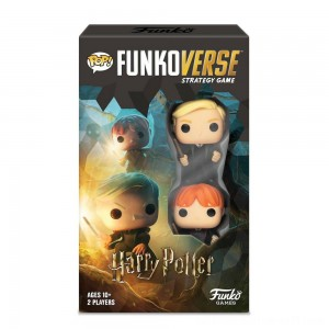 Funkoverse Board Game: Harry Potter #101 Expandalone - Sale