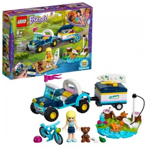 LEGO Friends Stephanie's Buggy & Trailer 41364 - Sale