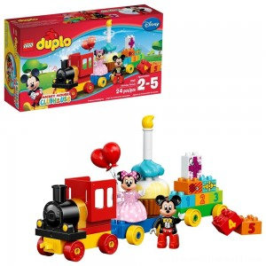 LEGO DUPLO Mickey Minnie Birthday 10597 - Sale