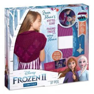 Disney Frozen 2 Queen Iduna's Knitted Shawl - Sale