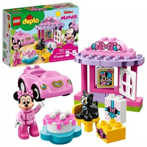 LEGO DUPLO Disney Minnie Mouse's Birthday Party 10873 - Sale