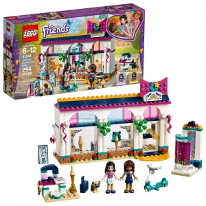 LEGO Friends Andrea's Accessories Store 41344 - Sale