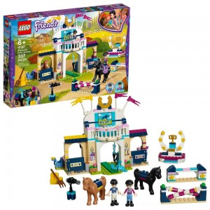 LEGO Friends Stephanie's Horse Jumping 41367 - Sale