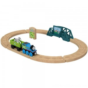 Fisher-Price Thomas & Friends Wood Animal Park Set - Sale