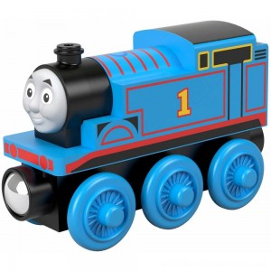 Fisher-Price Thomas & Friends - Thomas the Tank Engine - Wood - Sale
