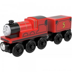 Fisher-Price Thomas & Friends Wood James Engine - Sale