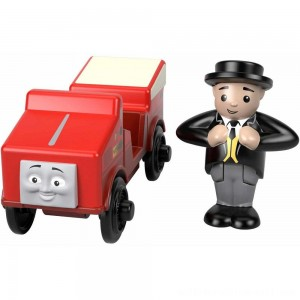 Fisher-Price Thomas & Friends Wood Winston Engine - Sale