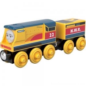Fisher-Price Thomas & Friends Wood Rebecca - Sale