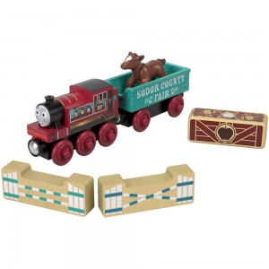 Fisher-Price Thomas & Friends Wood Rosie's Prize Pony - Sale