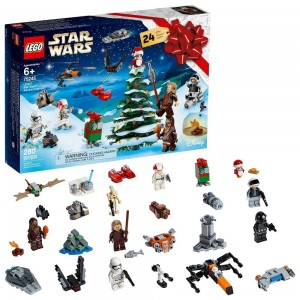 LEGO Star Wars Advent Calendar 75245 - Sale
