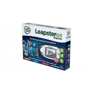 LeapsterGS Explorer™ (Pink) Ages 4-9 yrs [Sale]