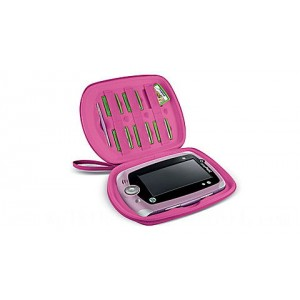 LeapPad1/LeapPad2™ Carrying Case (Flowers) Ages 3-9 yrs [Sale]