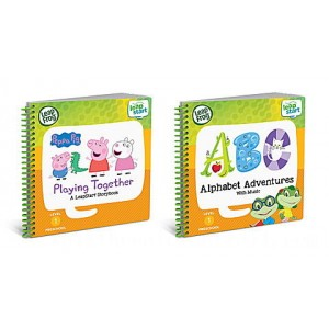 LeapStart® Level 1 Activity Book Bundle Ages 2-5 yrs [Sale]