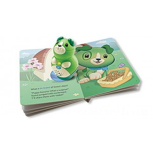 LeapStart™ Interactive Learning System for Preschool & Pre-Kindergarten - My Pal Scout Special Edition Ages 2-4 yrs [Sale]