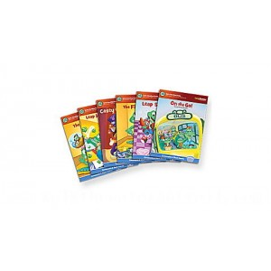 LeapReader™ Book Set: Learn to Read, Volume 1 Ages 4-7 yrs.