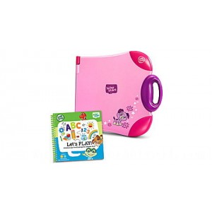LeapStart™ Interactive Learning System for Preschool & Pre-Kindergarten - My Pal Violet Special Edition Ages 2-4 yrs.