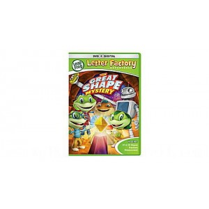 LeapReader™ Junior Interactive Letter Factory™  Flash Cards Ages 1-3 yrs [Sale]
