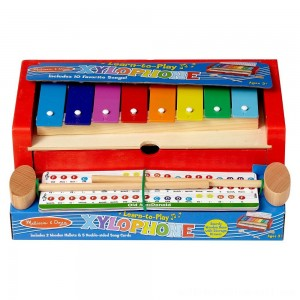 Melissa & Doug Learn-to-Play Xylophone - Sale