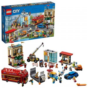 LEGO City Town Capital City 60200 - Sale