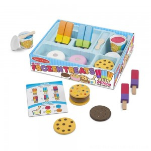 Melissa & Doug Frozen Treats Play - Sale